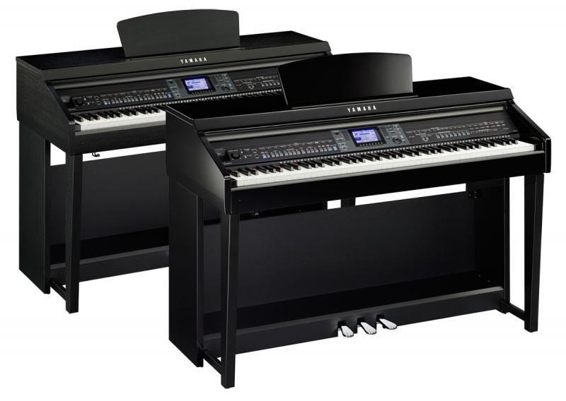 Cvp 601 b el klavir yamaha clavinova z ritmi in for Yamaha clavinova cvp 601